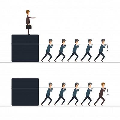 مدیران و رهبران